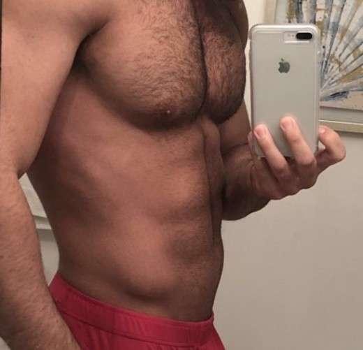 Str8 Hairy Masc Jock - Gay Escort in Las Vegas - Main Photo